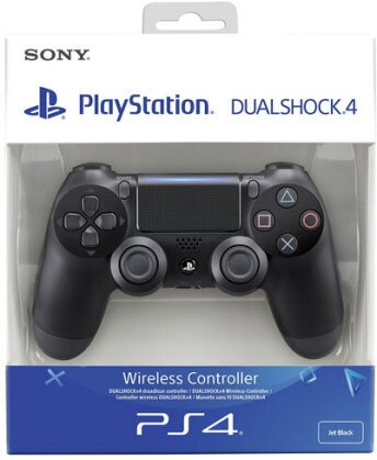 PS4 Controller Dualshock 4 Neu Wireless Controller - black