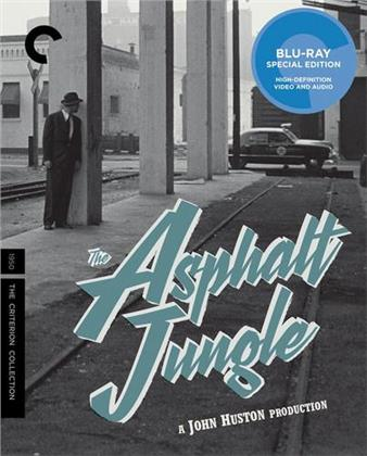 The Asphalt Jungle (1951) (s/w, Criterion Collection)