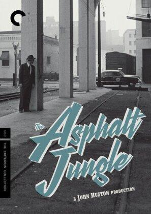 The Asphalt Jungle (1951) (s/w, Criterion Collection)