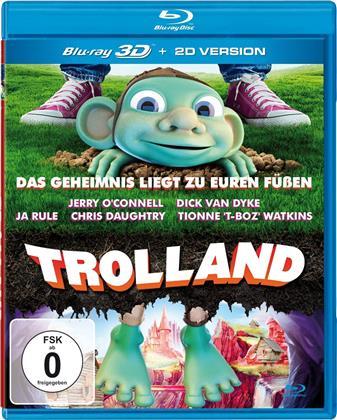 Trolland - Das Geheimnis liegt zu euren Füssen