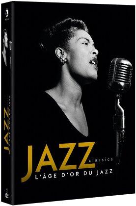 Jazz Classics - L'âge d'or du Jazz (n/b, 2 DVD)