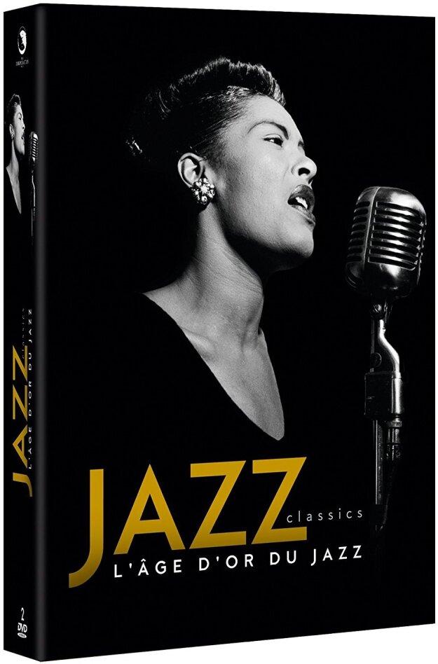 Jazz Classics - L'âge d'or du Jazz (s/w, 2 DVDs)