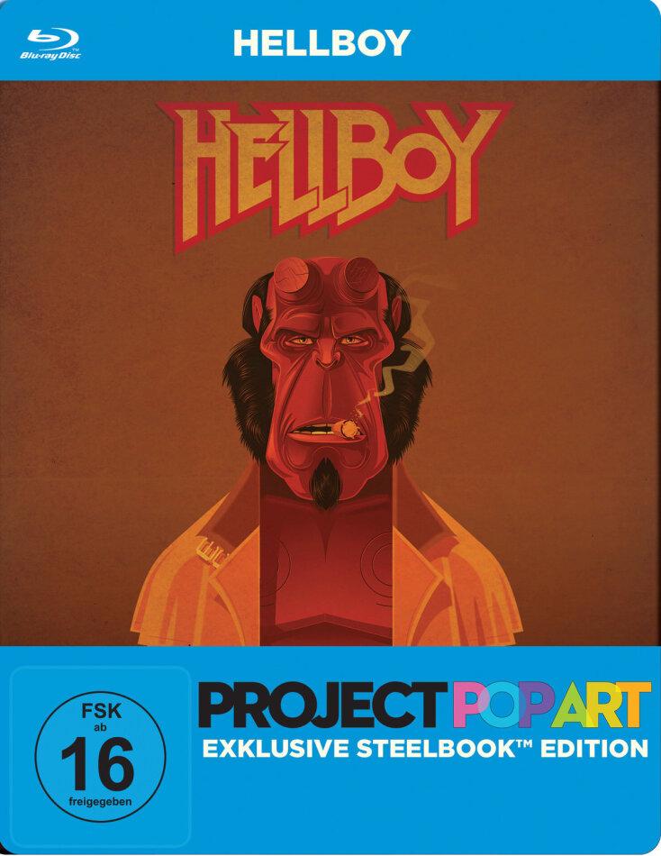Hellboy (2004) (Project Pop Art Edition, Steelbook)