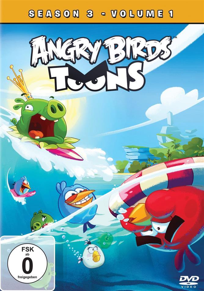 Angry Birds Toons - Season 3 - Volume 1