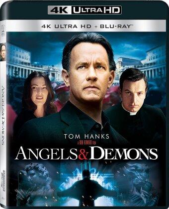 Angels & Demons (2009) (4K Ultra HD + Blu-ray)