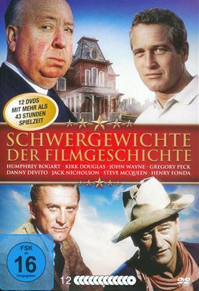 Schwergewichte der Filmgeschichte - 24 Spielfilme Box (12 DVDs)