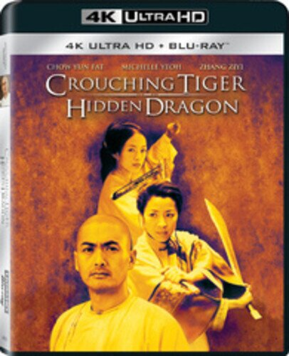 Crouching Tiger, Hidden Dragon (2000) (4K Ultra HD + Blu-ray)