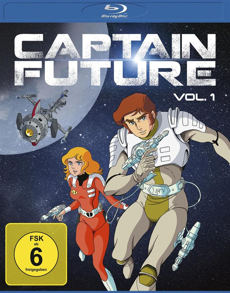 Captain Future - Vol. 1 (Remastered)