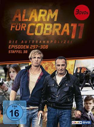 Alarm für Cobra 11 - Staffel 38 (3 DVDs)