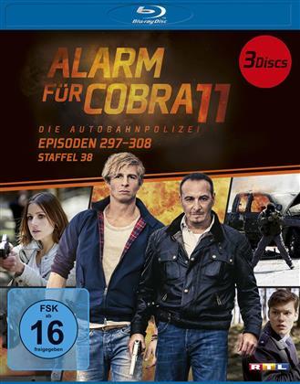 Alarm für Cobra 11 - Staffel 38 (3 Blu-rays)