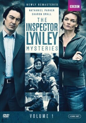 Inspector Lynley Mysteries 1 (Versione Rimasterizzata, 4 DVD)