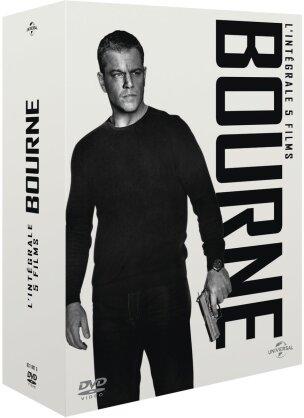 Bourne - L'intégrale 5 films (5 DVD)