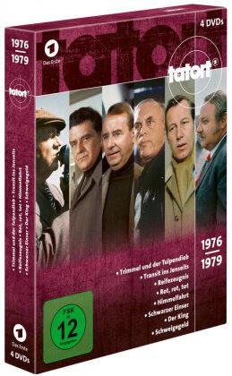 Tatort - 70er Box 3 - Die Jahre 1976 - 1979 (4 DVDs)