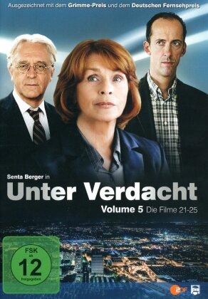 Unter Verdacht - Volume 5 (3 DVDs)
