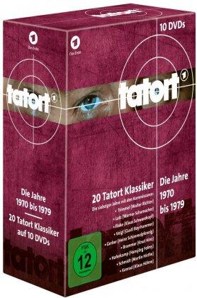 Tatort - 70er Komplettbox - Die Jahre 1970 - 1979 (10 DVDs)