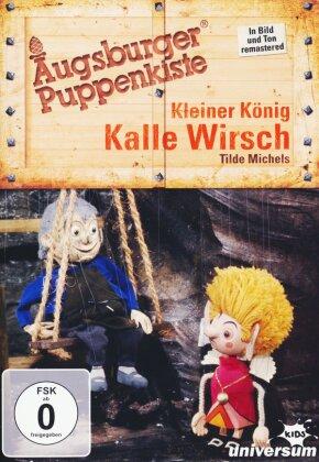 Augsburger Puppenkiste - Kleiner König Kalle Wirsch (Remastered, Neuauflage)