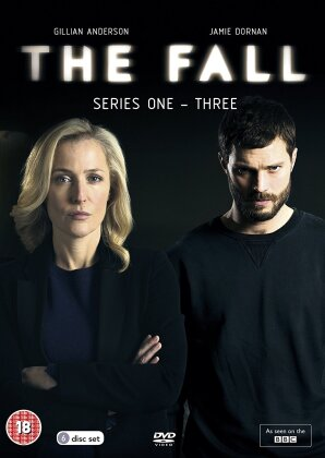 The Fall - Season 1-3 (6 DVDs)