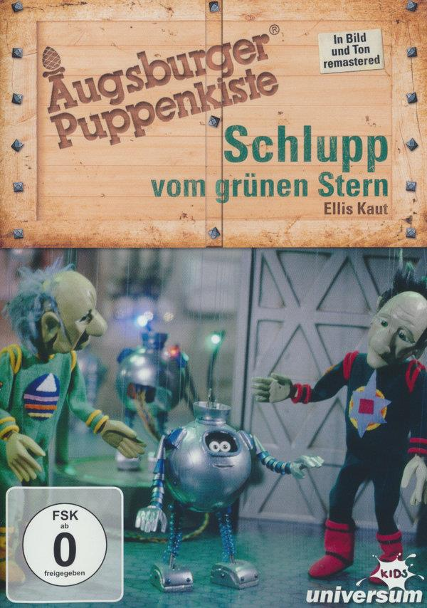Augsburger Puppenkiste - Schlupp vom grünen Stern (Remastered)