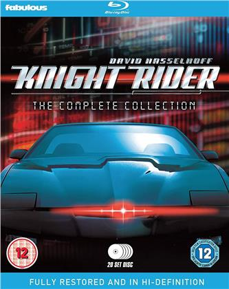 Knight Rider - The Complete Collection (20 Blu-rays)