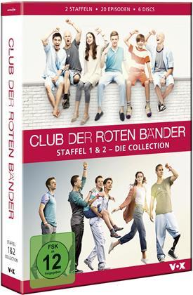 Club der roten Bänder - Staffel 1 & 2 - Die Collection (6 DVDs)