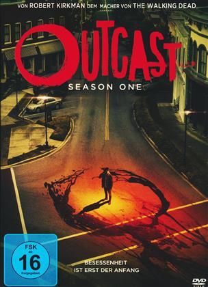Outcast - Staffel 1 (4 DVDs)