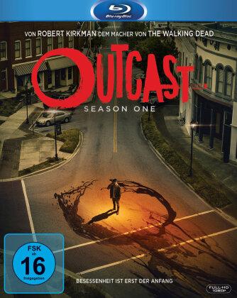 Outcast - Staffel 1 (3 Blu-rays)