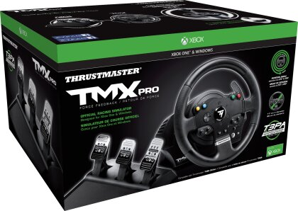 Thrustmaster - TMX PRO Force Feedback Wheel [XBX/XONE/PC]
