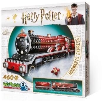 Harry Potter: Hogwarts Express - 460 Teile 3D Puzzle