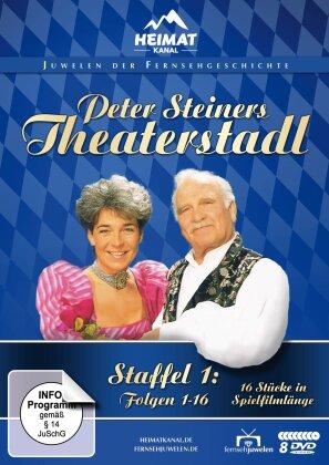 Peter Steiners Theaterstadl - Staffel 1 (Fernsehjuwelen, 8 DVDs)