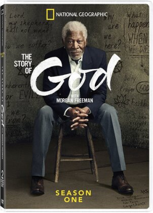 The Story of God with Morgan Freeman - Season 1 (National Geographic, 2 DVD)