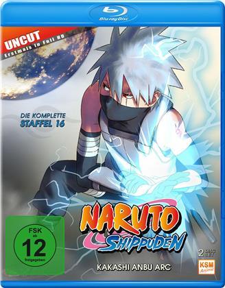 Naruto Shippuden - Staffel 16 (Uncut, 2 Blu-rays)