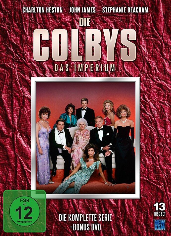 Die Colbys - Das Imperium - Die komplette Serie (13 DVDs)