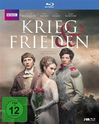 Krieg & Frieden - Mini-Serie (BBC, 2 Blu-rays)
