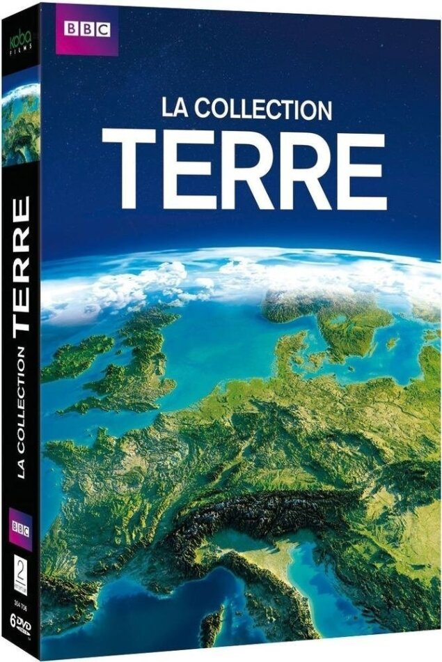 La collection terre (BBC, Coffret, 6 DVD)