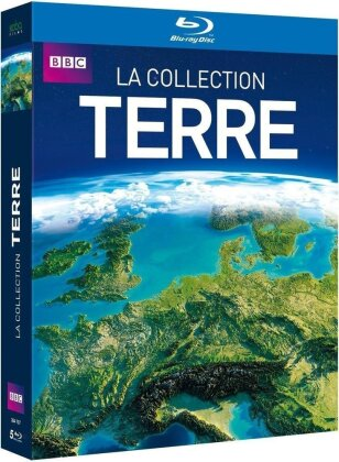 La collection terre (BBC, Box, 5 Blu-rays)