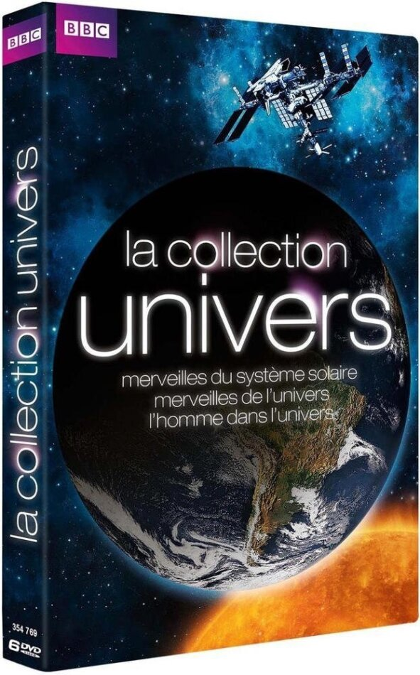 La collection univers (BBC, Box, 6 DVDs)