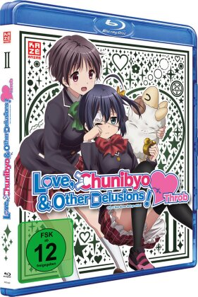 Love, Chunibyo & Other Delusions! - Heart Throb - Staffel 2 - Vol. 2 (2014)