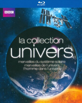 La Collection Univers (BBC, Box, 6 Blu-rays)