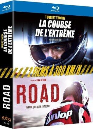 Tourist Trophy - La course de l'extrême / Road (2 Blu-rays)
