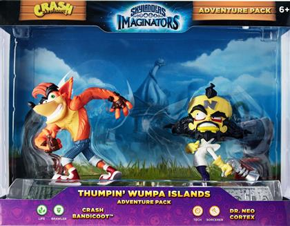Skylanders Imaginators - Crash Bandicoot + Dr Neo Cortex Expansion Pack