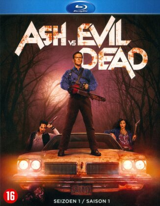 Ash vs Evil Dead - Saison 1 (2 Blu-rays)