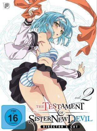 The testament of Sister New Devil - Vol. 2 (Director's Cut)