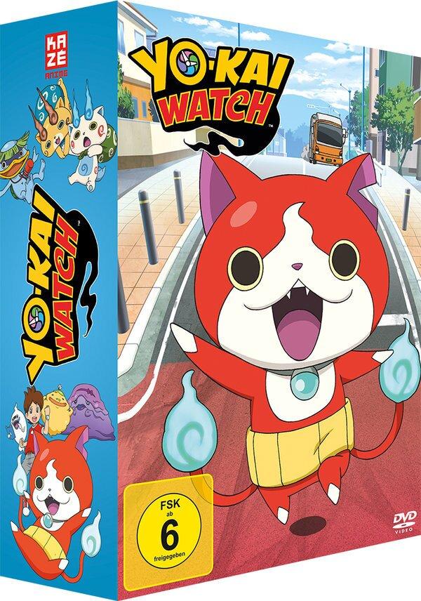Yo-Kai Watch (Édition Collector, 4 DVD)