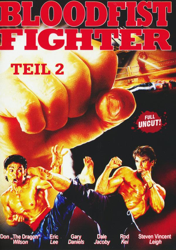 Bloodfist Fighter 2 (1991) (Uncut)