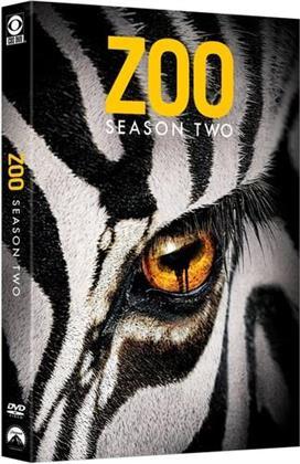 Zoo - Season 2 (4 DVDs)