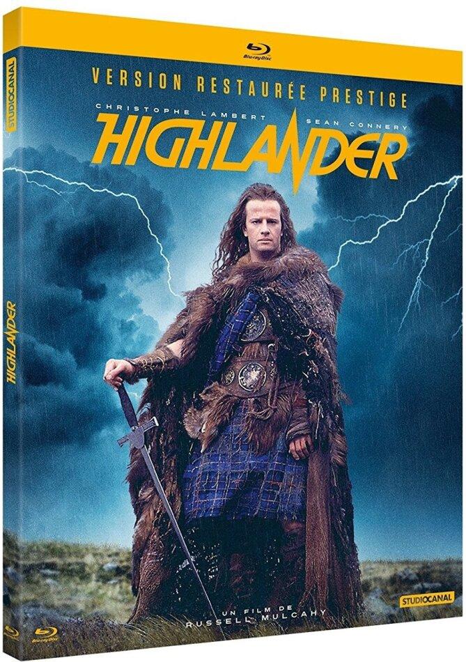 Highlander (1986) (Digibook, Édition Prestige, Restaurée)