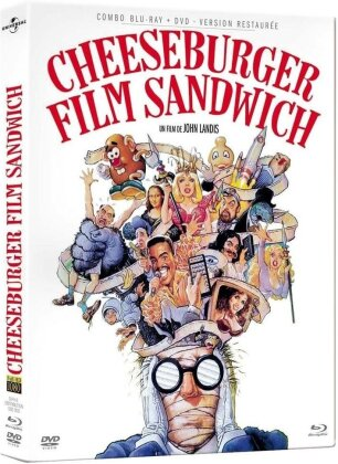 Cheeseburger Film Sandwich (1987) (Blu-ray + DVD)