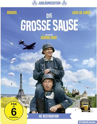 Louis de Funès - Die grosse Sause (1966) (4K Mastered, Jubiläumsedition)