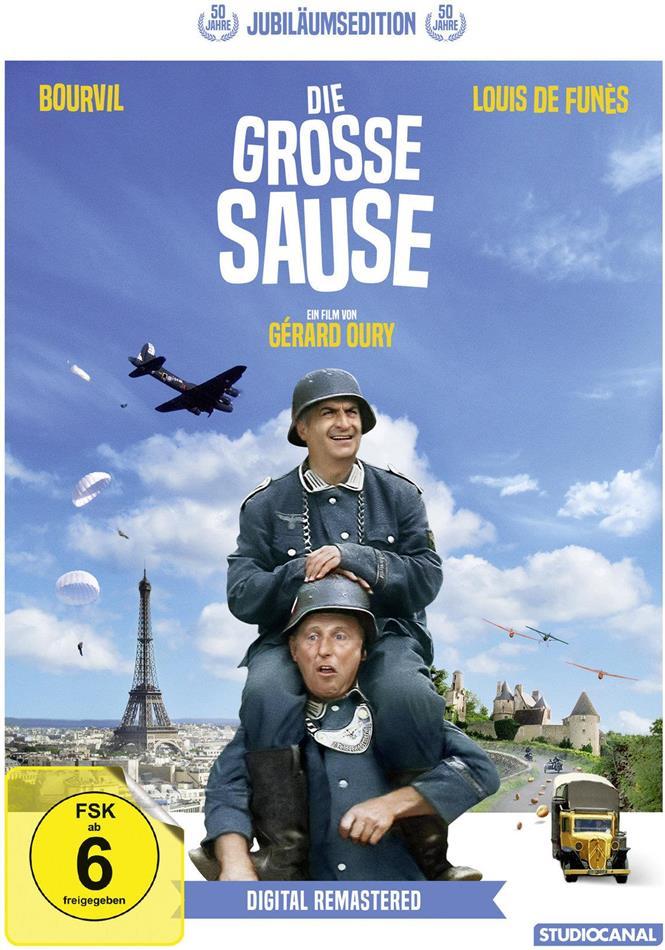 Die grosse Sause (1966) (Jubiläumsedition, Digital Remastered)