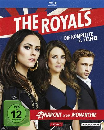 The Royals - Staffel 2 (2 Blu-rays)